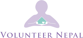 Volunteer Nepal logo